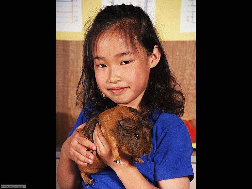 foto bambini e neonati per sfondi 007.jpg bambina con cane