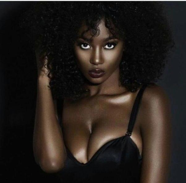 foto ragazze bellissime e dalla pelle scura 008