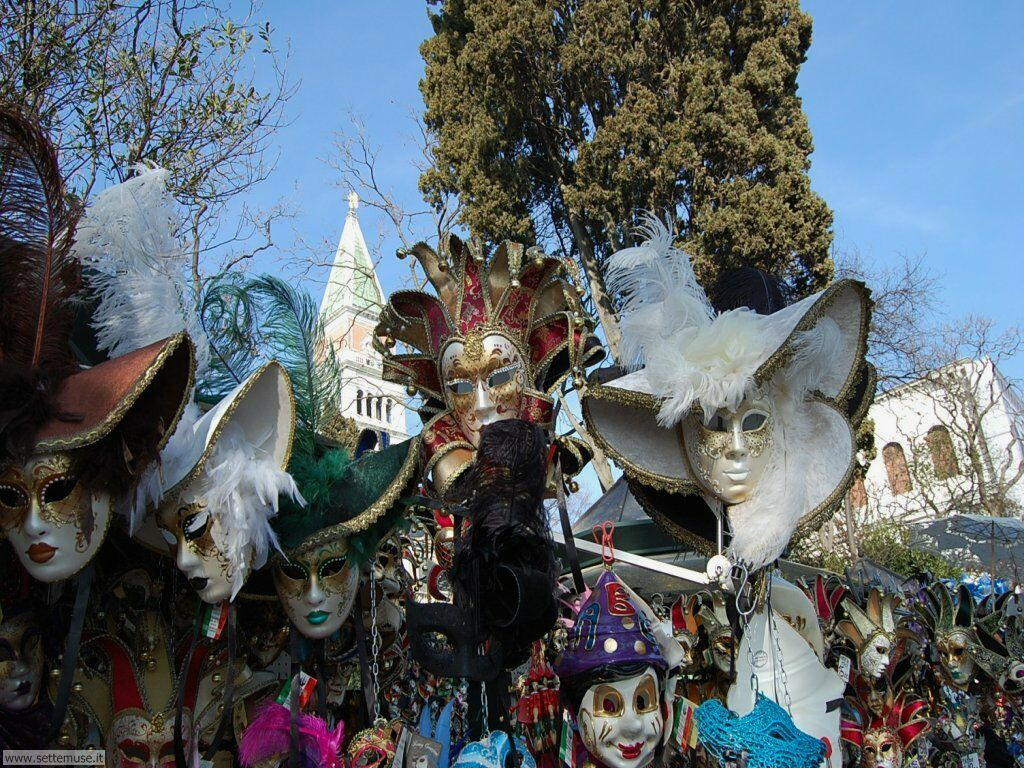 Carnevale e maschere a Venezia 007