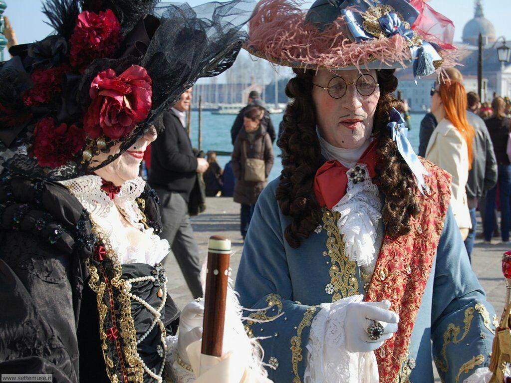 Carnevale e maschere a Venezia 047