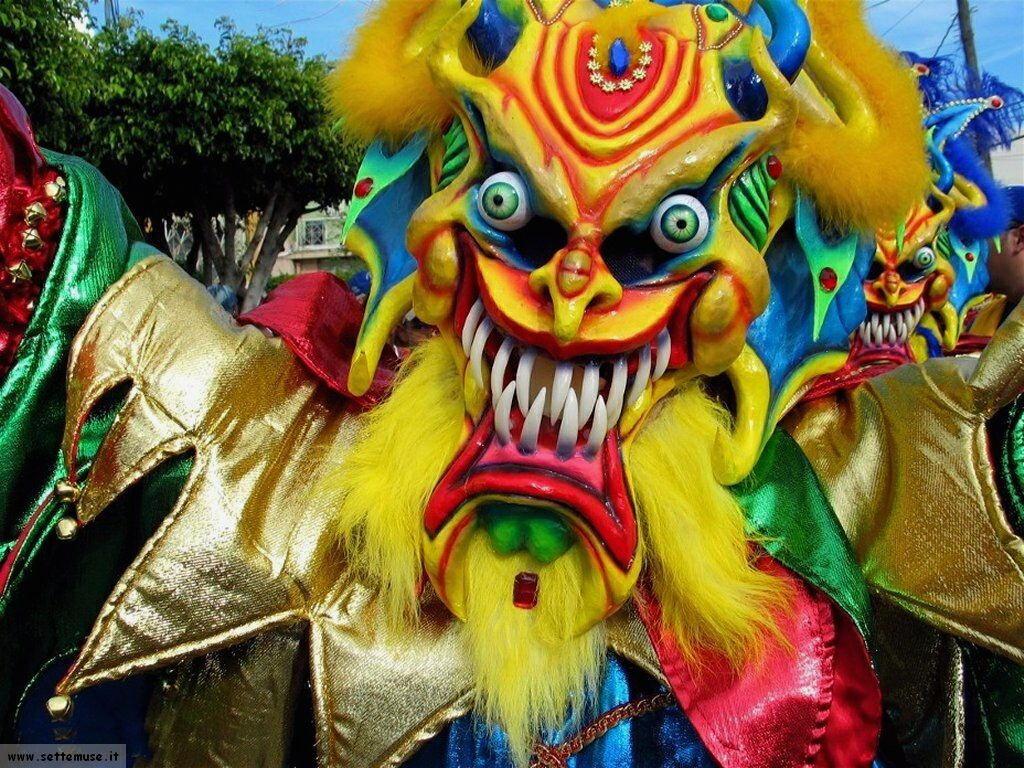 foto maschere per carnevale per sfondi 4