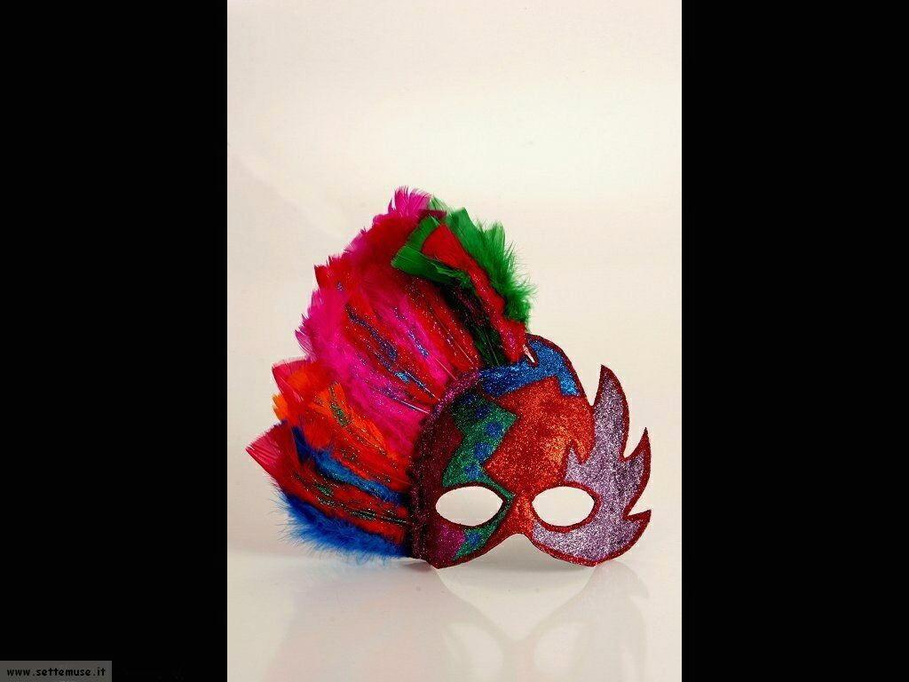 foto maschere per carnevale per sfondi 6
