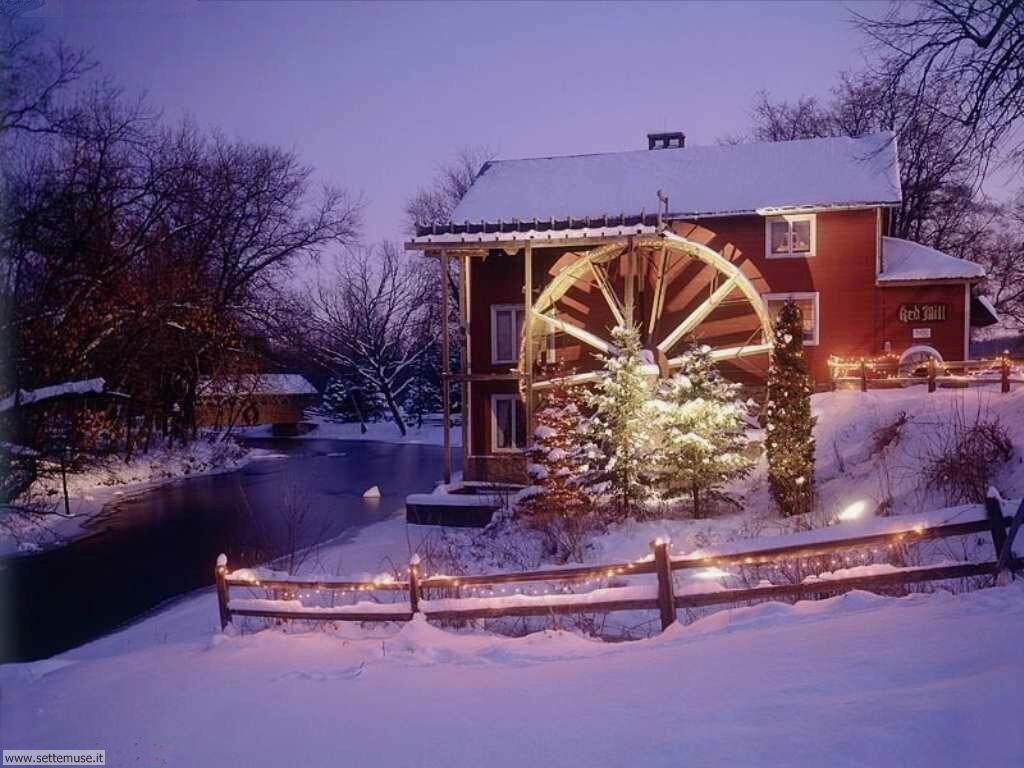 Sfondi Invernali Natalizi.Foto Feste Natale Per Sfondi Settemuse It