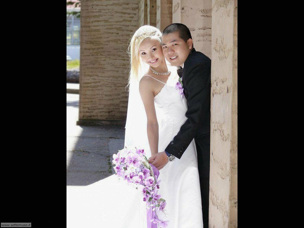 foto sposi matrimoni per sfondi 2