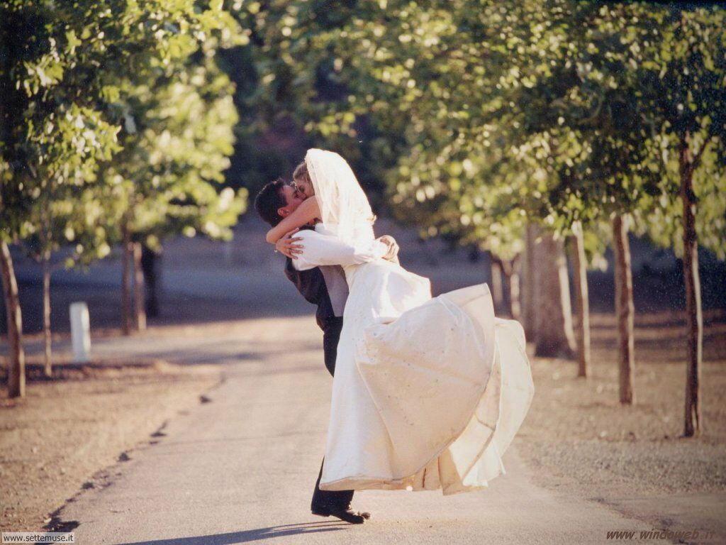 foto sposi matrimoni per sfondi 10