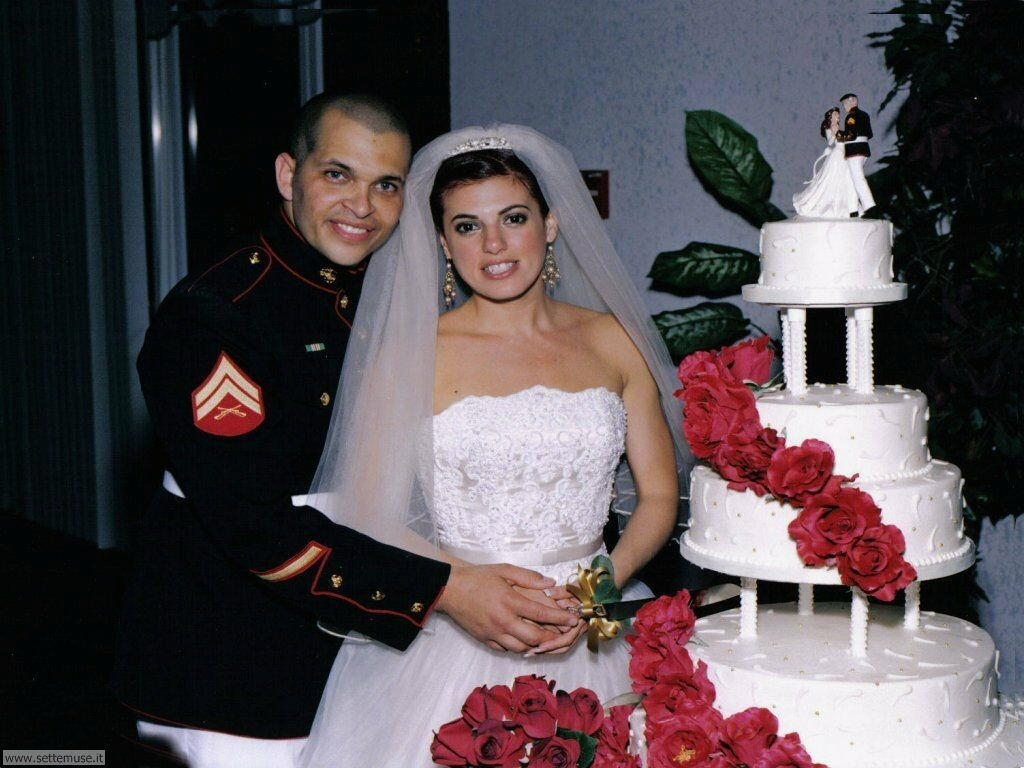 foto sposi matrimoni per sfondi 11