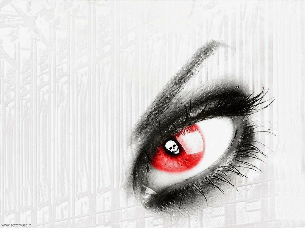 foto di grandi occhi per sfondi 8