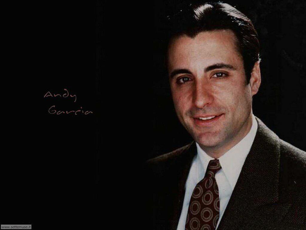 foto attori per sfondi Andy Garcia