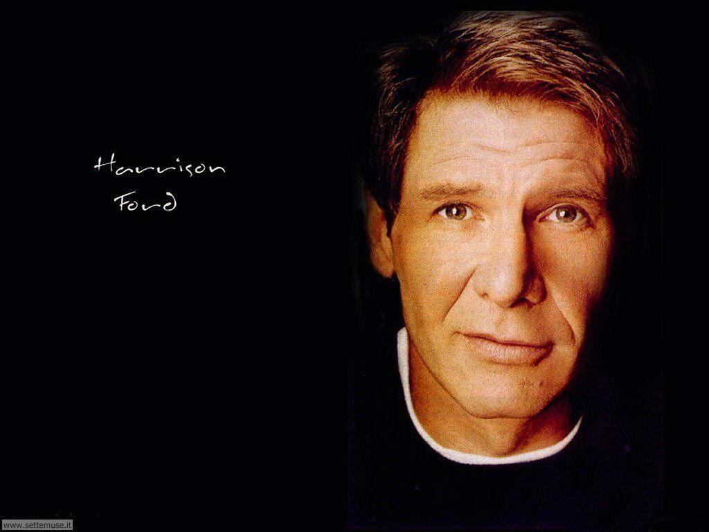 foto attori per sfondi Harrison Ford
