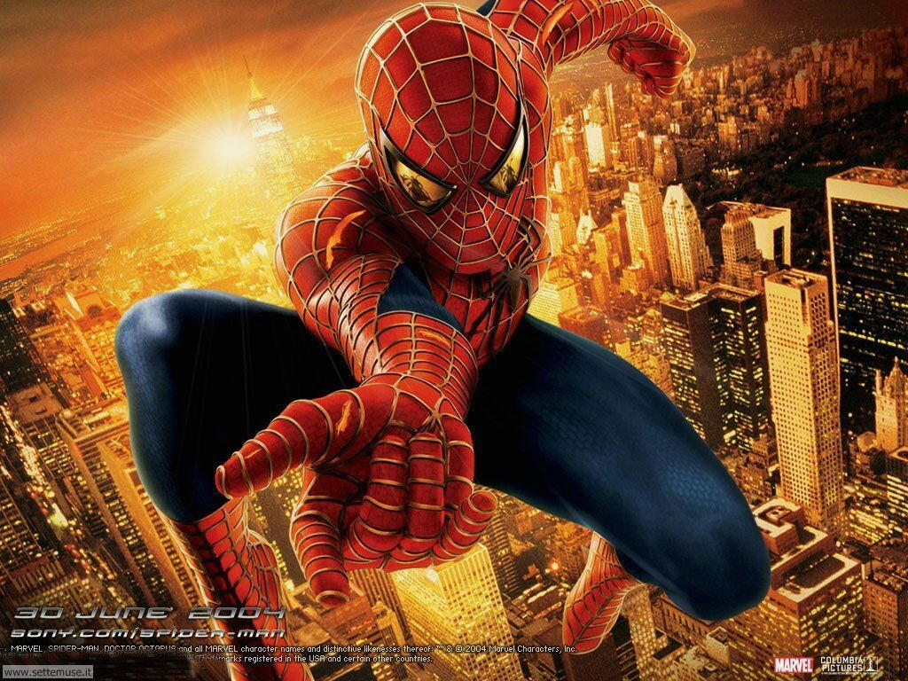 foto film famosi per sfondi spiderman