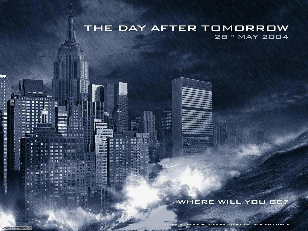 foto film famosi per sfondi the day after tomoeeow