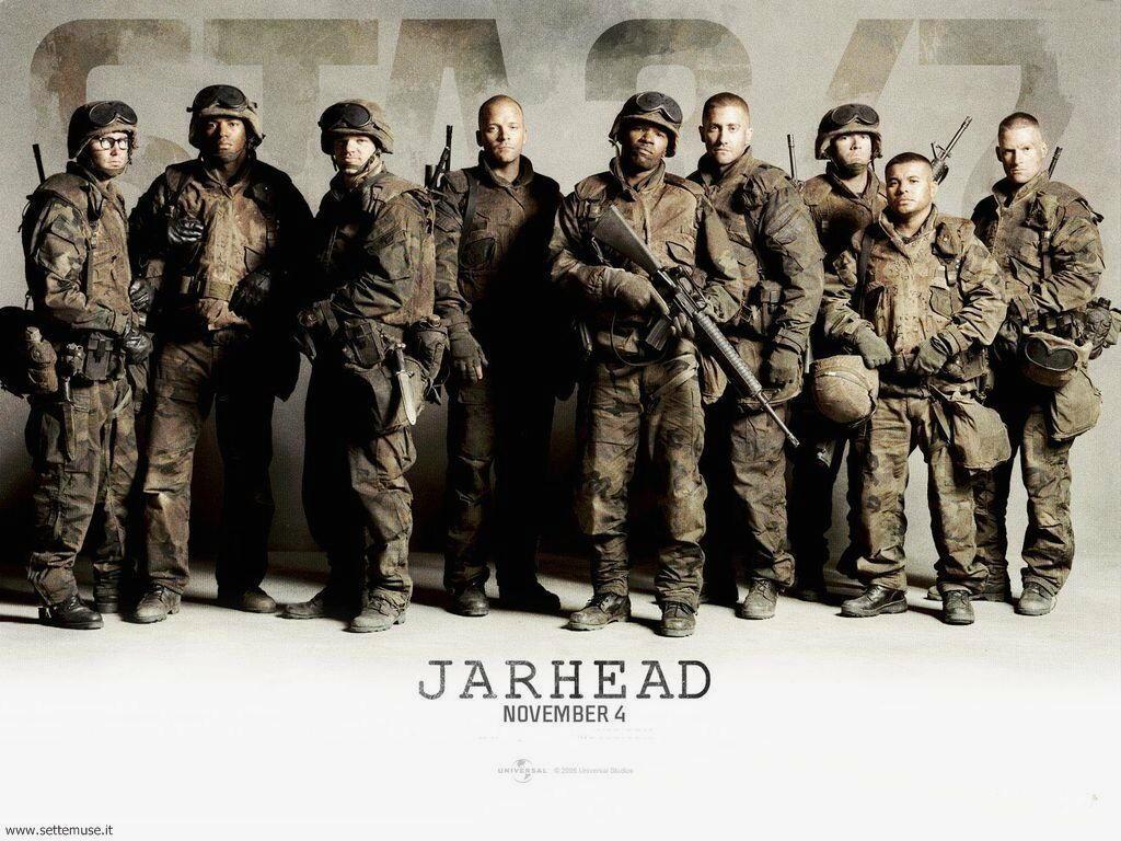 foto film famosi per sfondi jarhead
