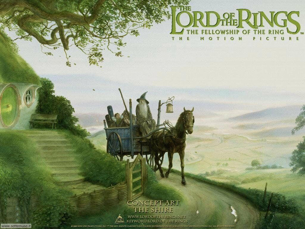 foto film famosi per sfondi lord of rings 2