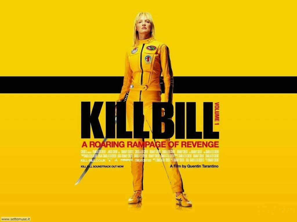 foto film famosi per sfondi kill bill