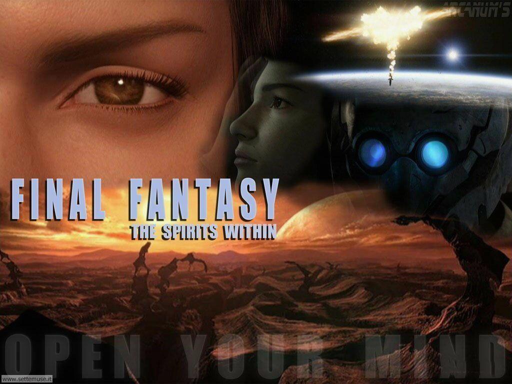 foto film famosi per sfondi final fantasy