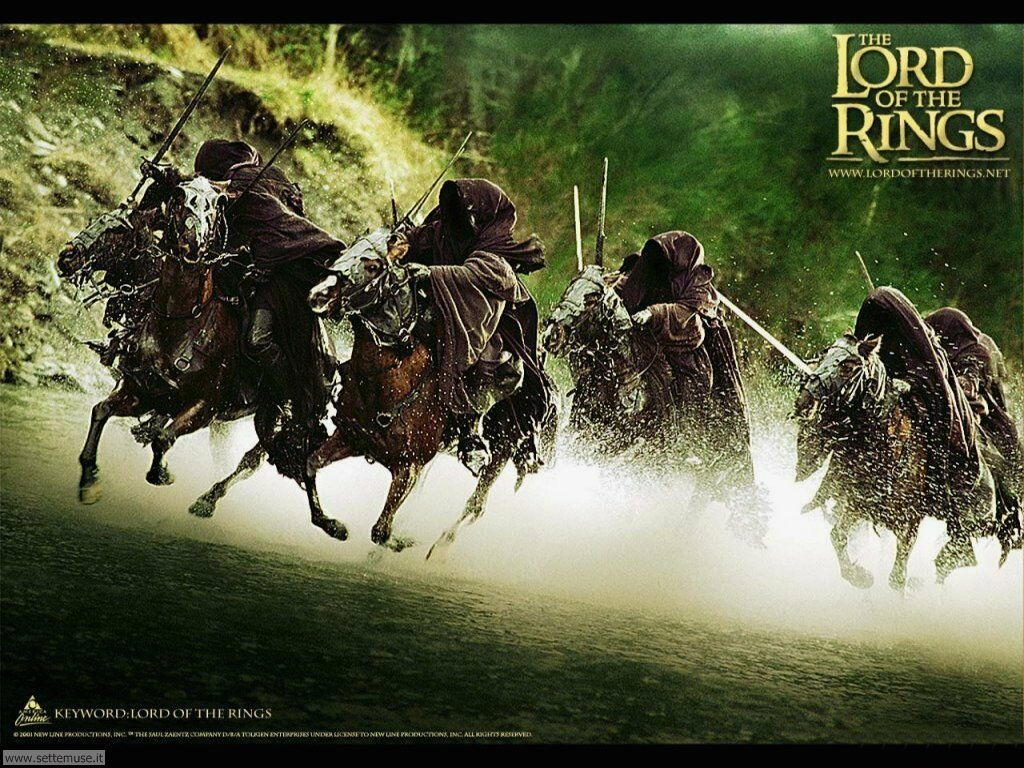 foto film famosi per sfondi lord of the rings