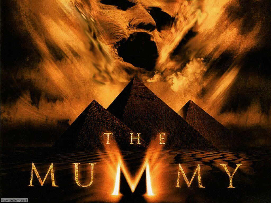 foto film famosi per sfondi the mummy