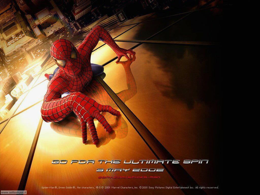 foto film famosi per sfondi uomo ragno