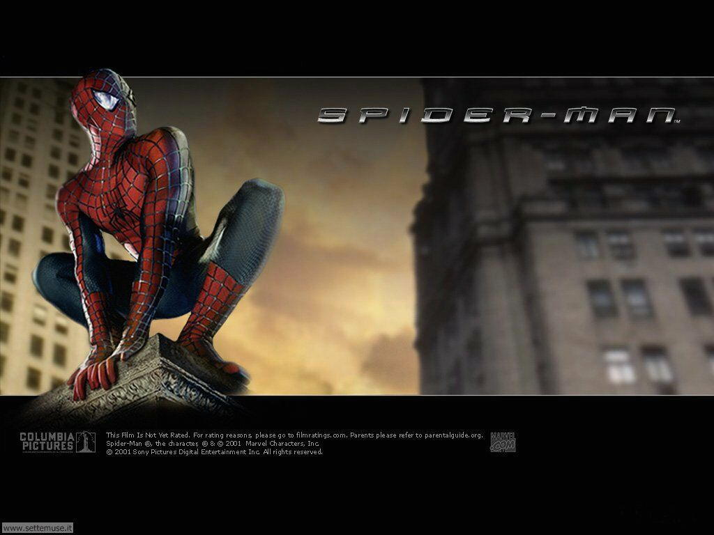 foto film famosi per sfondi spiderman 2