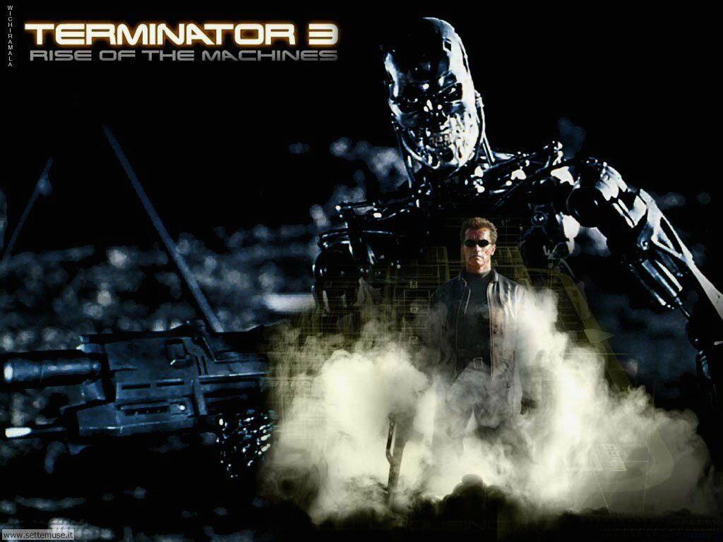 foto film famosi per sfondi terminator 3