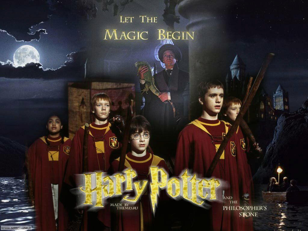 foto film famosi per sfondi harry potter 2