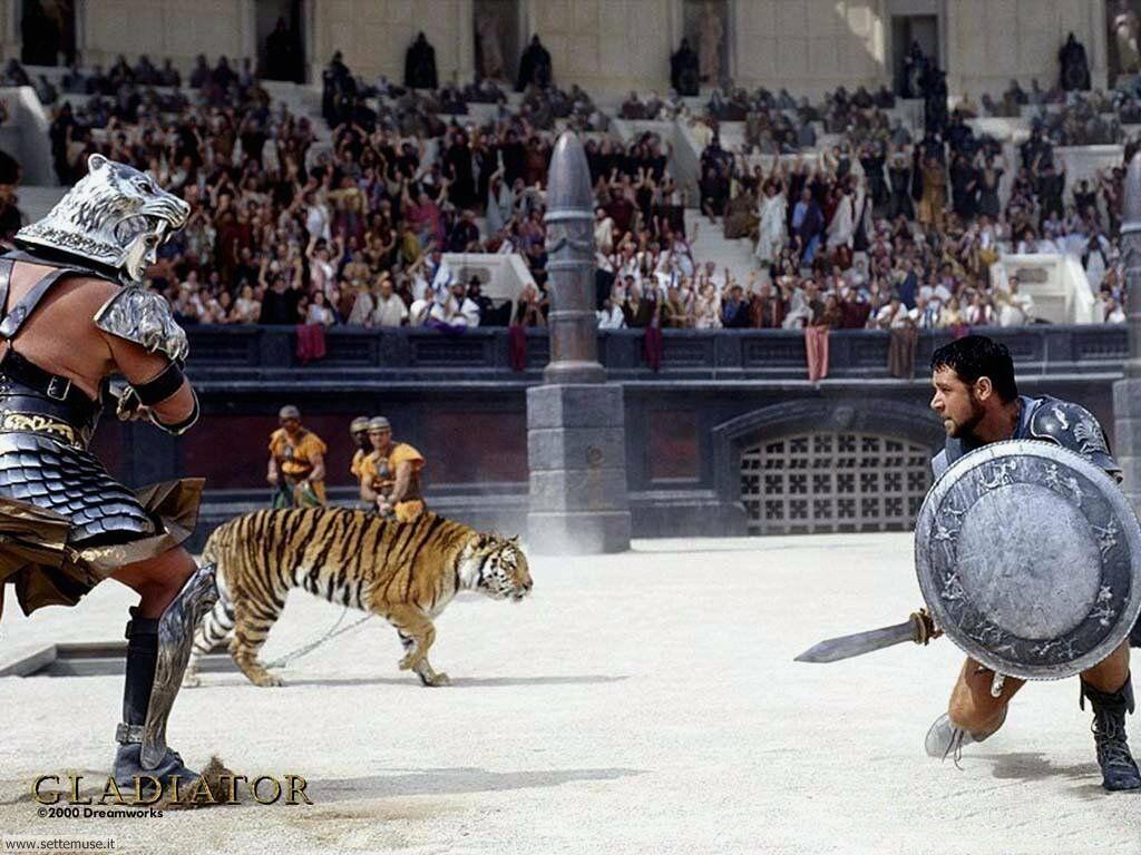 foto film famosi pagina 2 per sfondi gladiator