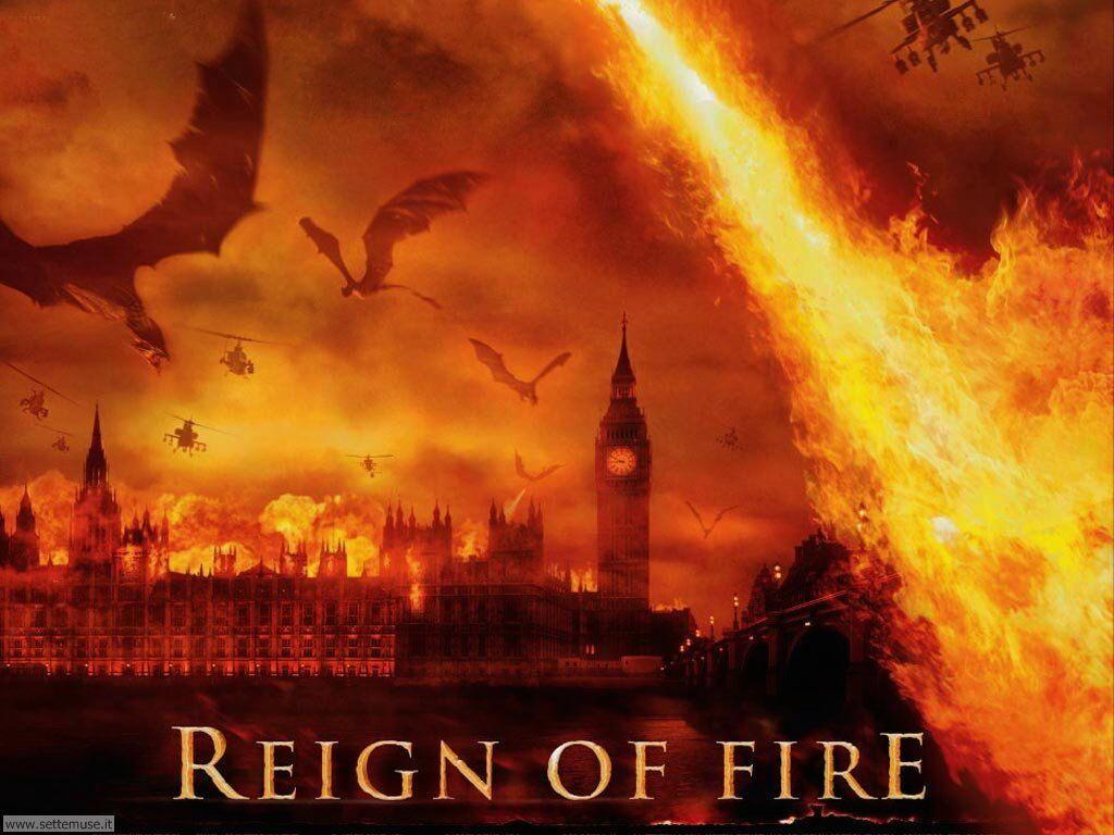 foto film famosi pagina 2 per sfondi reign of fire