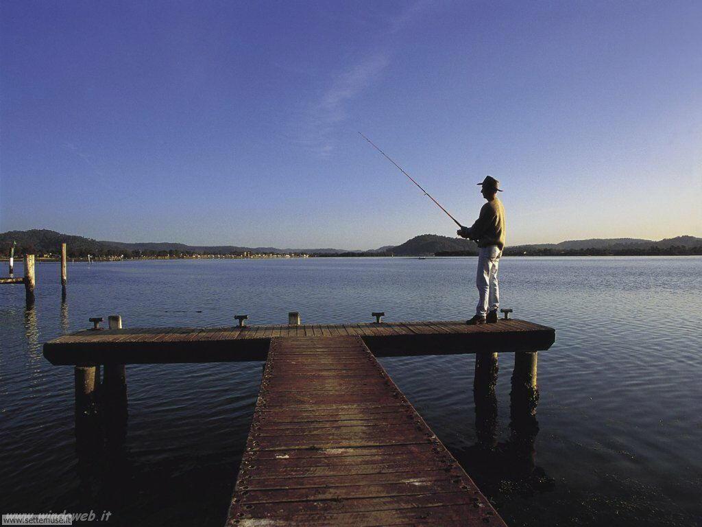 foto di sport pesca per sfondi