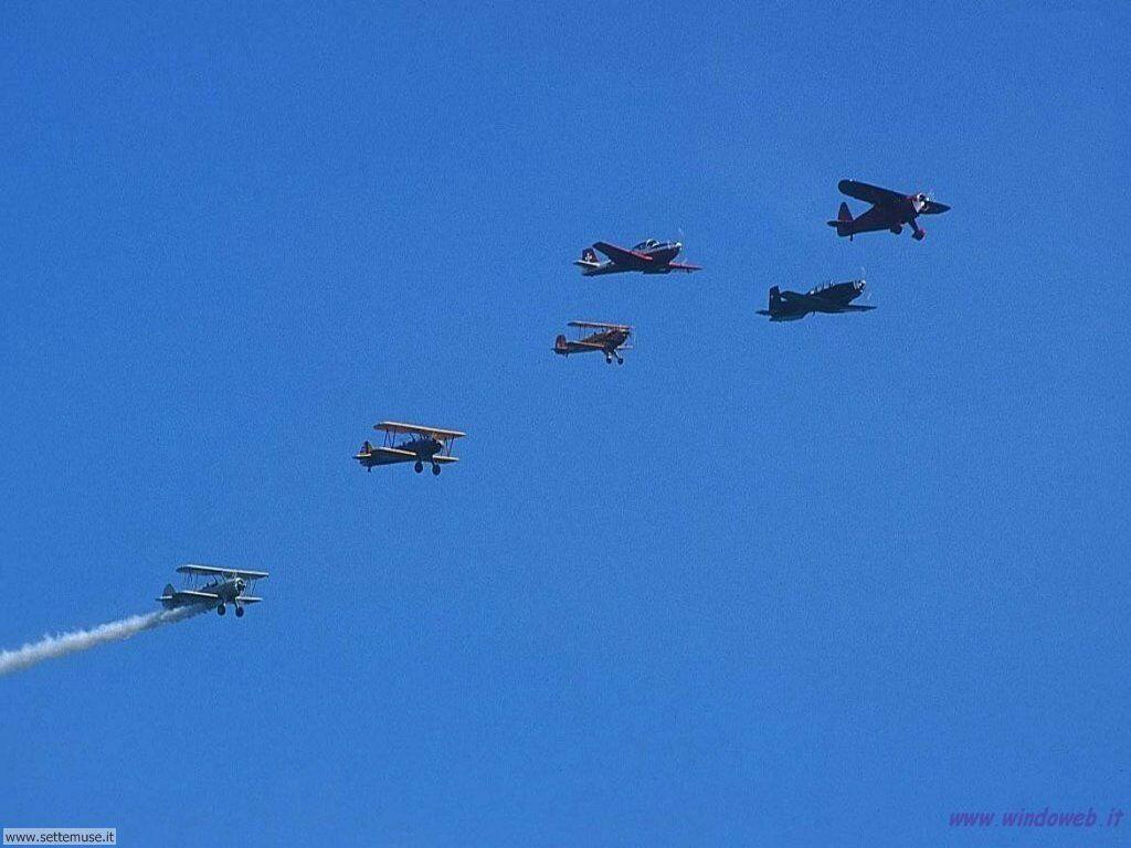 foto di volo sportivo volo aereo deltaplano per sfondi 5