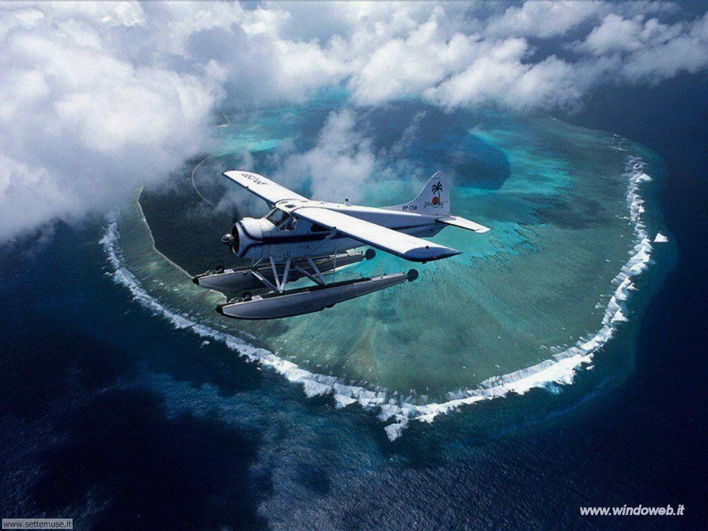 foto di volo sportivo volo aereo deltaplano per sfondi 13