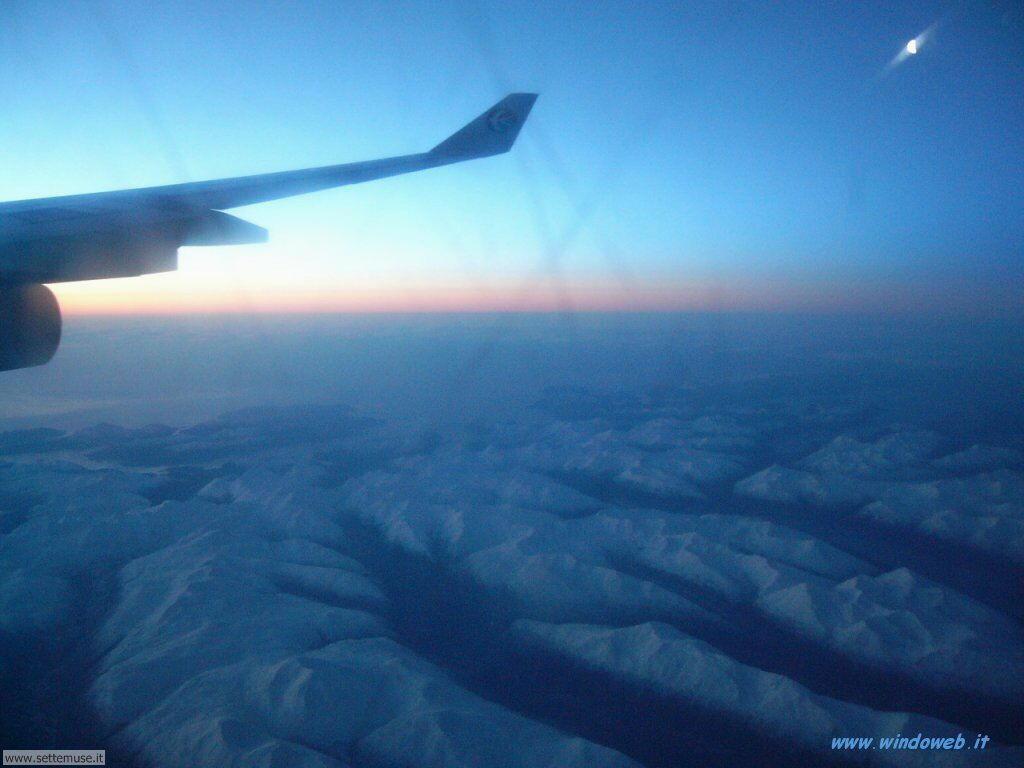 foto di volo sportivo volo aereo deltaplano per sfondi 47