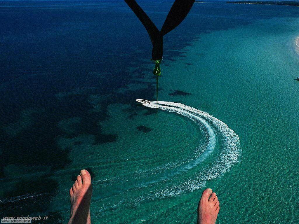 foto di volo sportivo volo aereo deltaplano per sfondi 48