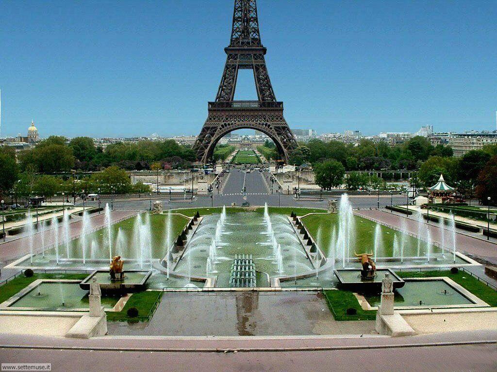 Foto fontane per sfondi - Giardini con fontane ...
