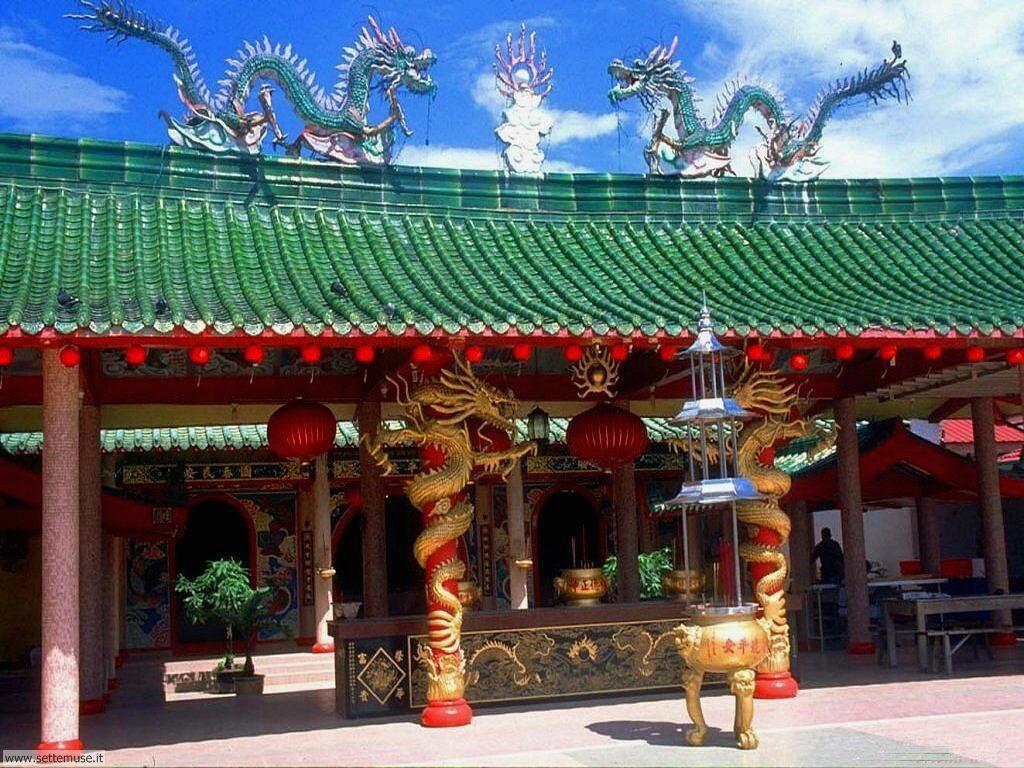 foto di templi per sfondi