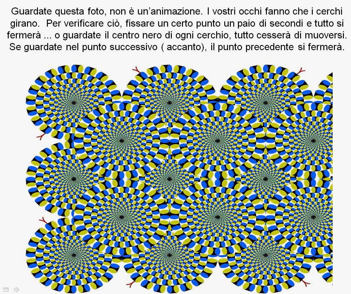 foto di illusioni ottiche per sfondi