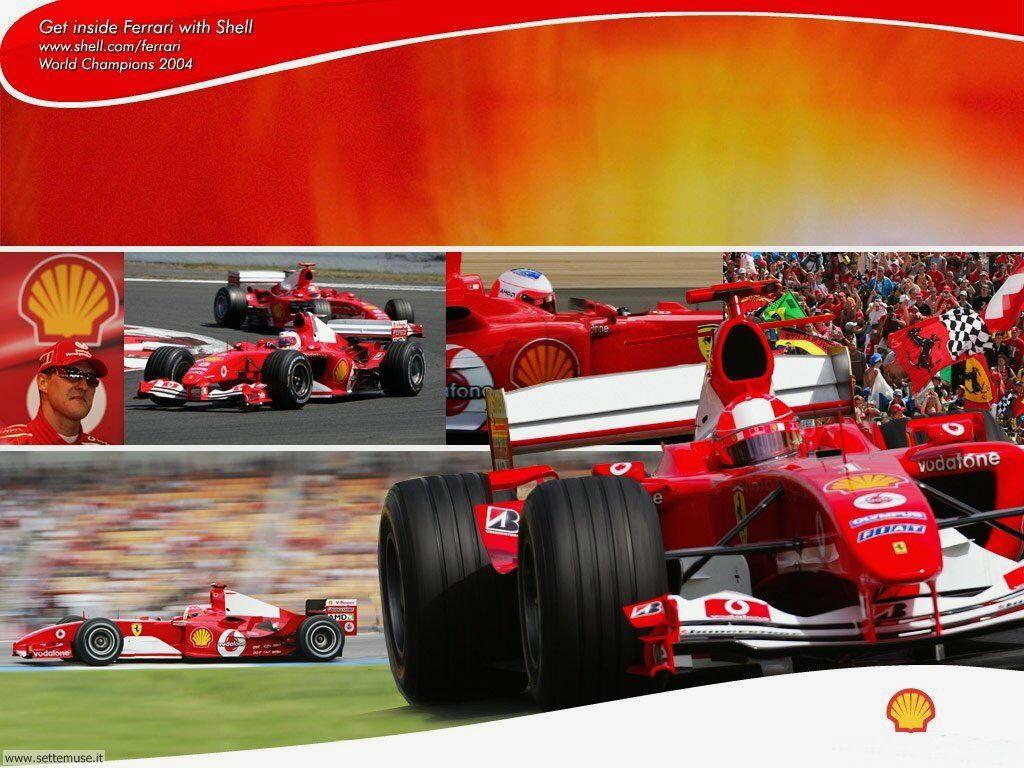 Sfondi di auto F1_002 ferrari