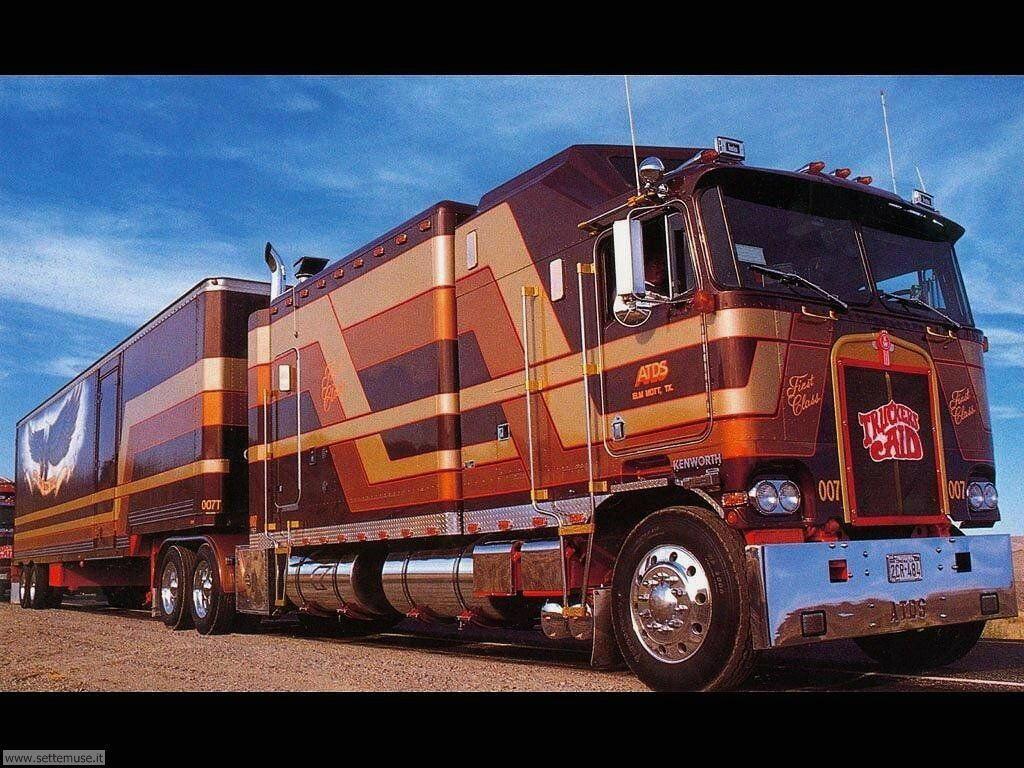 Foto camion per sfondi for Le migliori cabine per grandi orsi