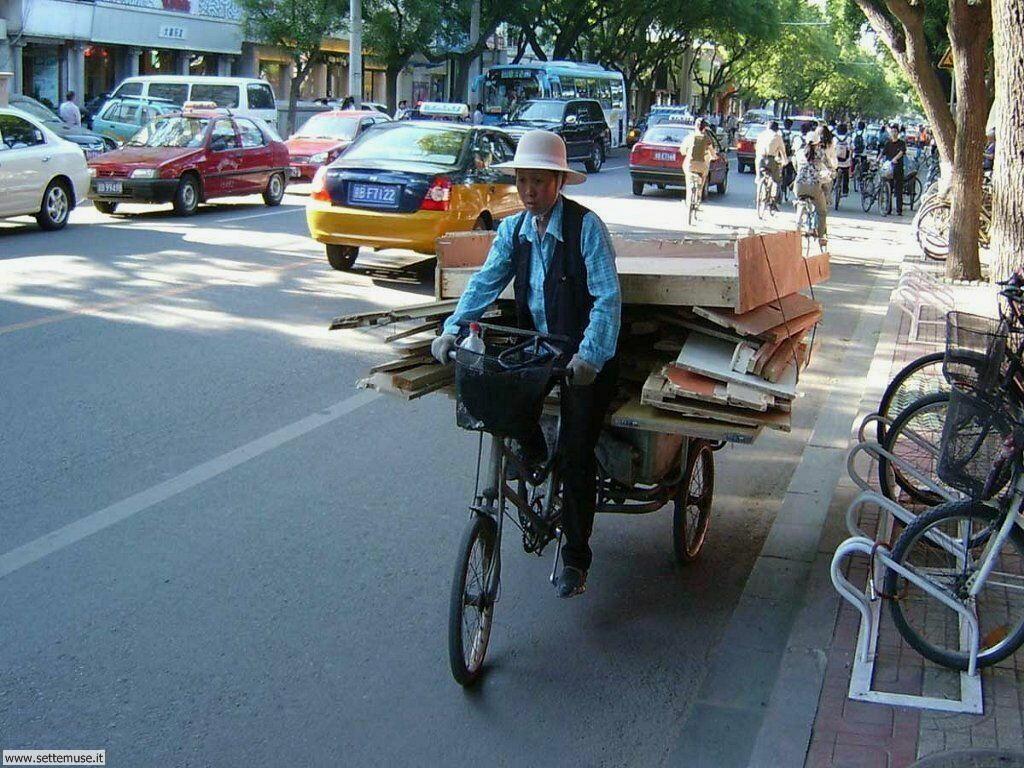 Sfondi desktop di cicli e biciclette_002