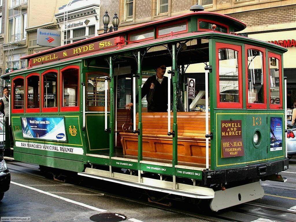 Sfondi desktop Tram e tramway 004