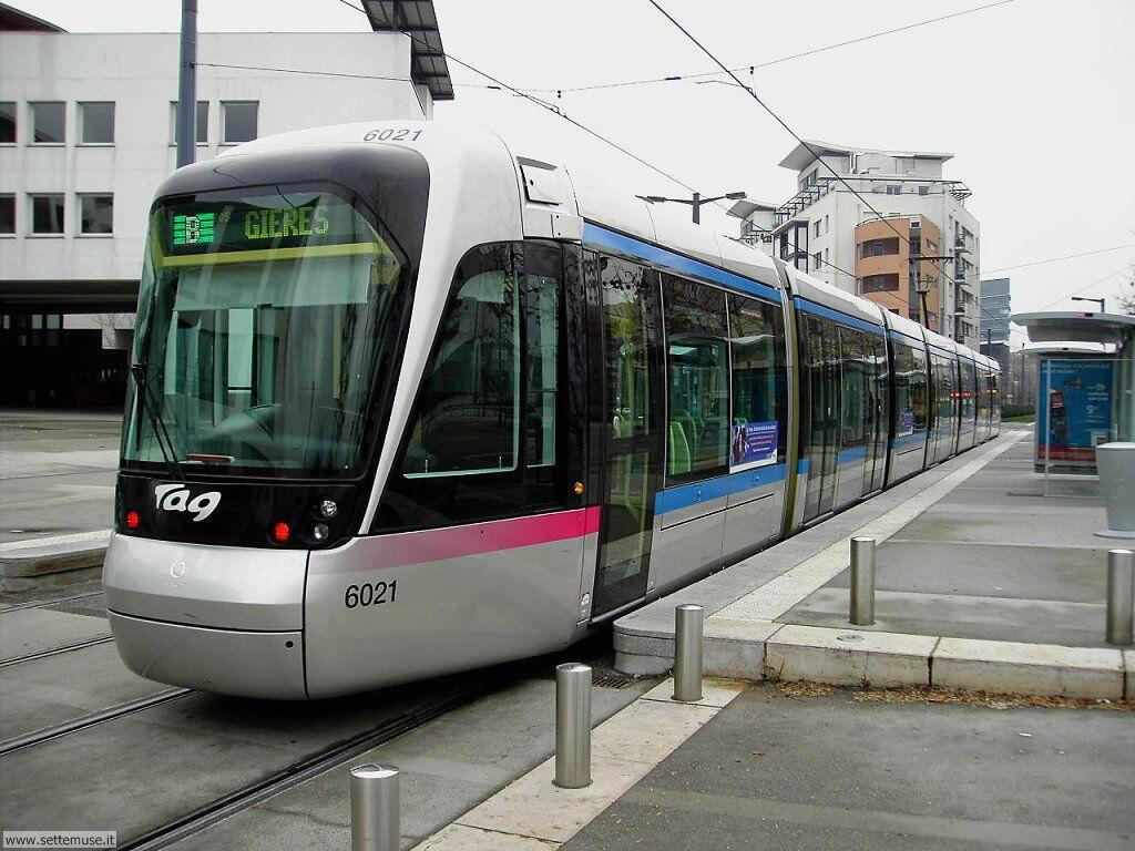 Sfondi desktop Tram e tramway 008