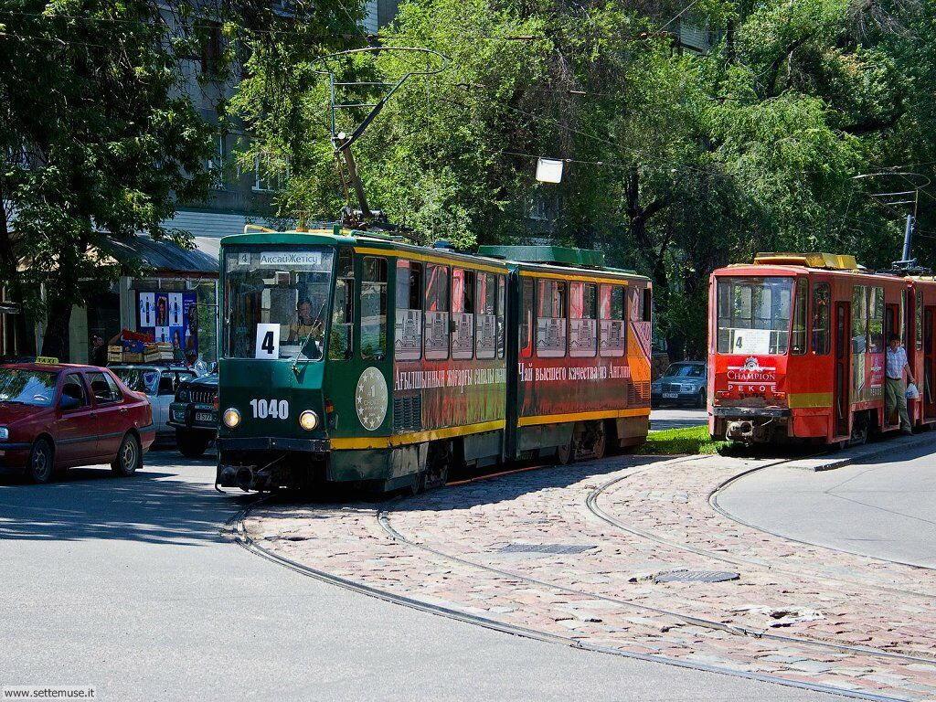 Sfondi desktop Tram e tramway 013