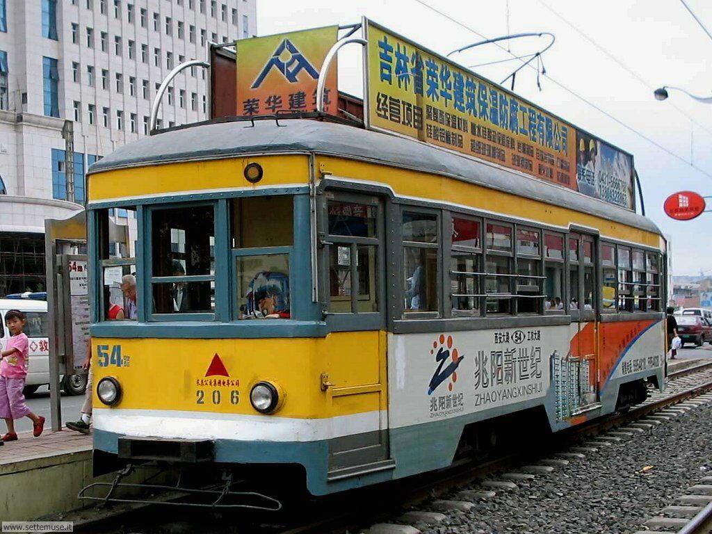 Sfondi desktop Tram e tramway 018