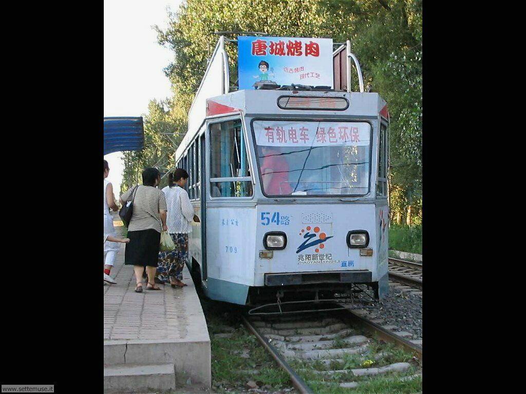 Sfondi desktop Tram e tramway 020
