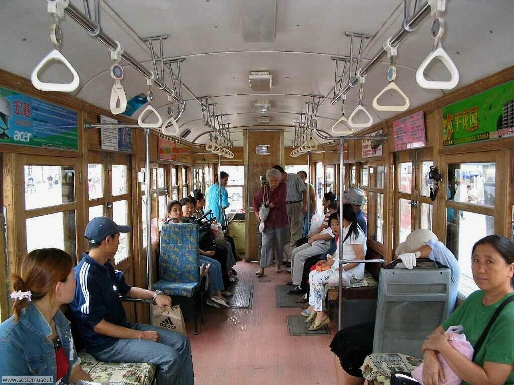 Sfondi desktop Tram e tramway 021
