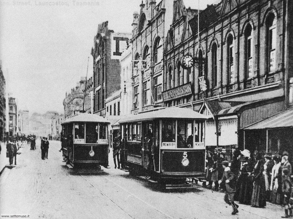 Sfondi desktop Tram e tramway 025