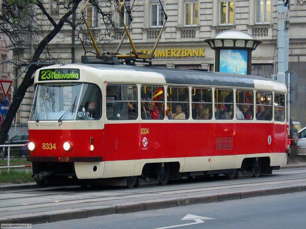 Sfondi desktop Tram e tramway 029