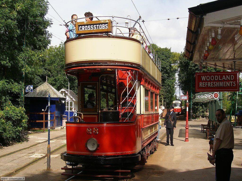 foto di tram e metro per sfondi