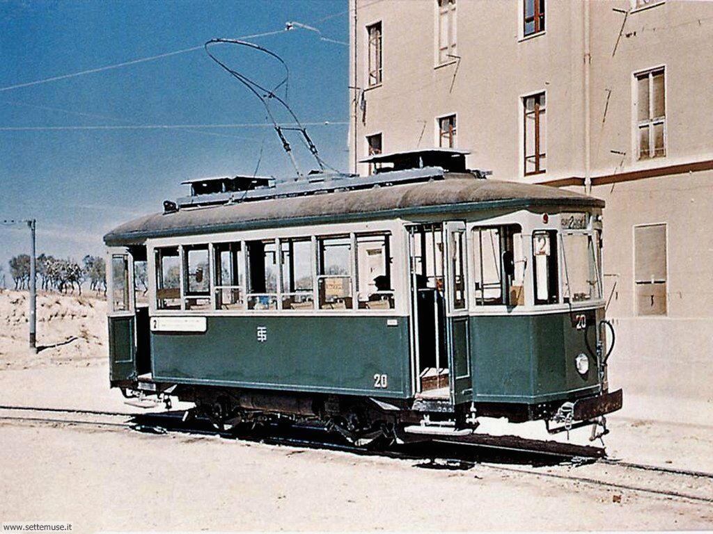 Sfondi desktop Tram e tramway 036