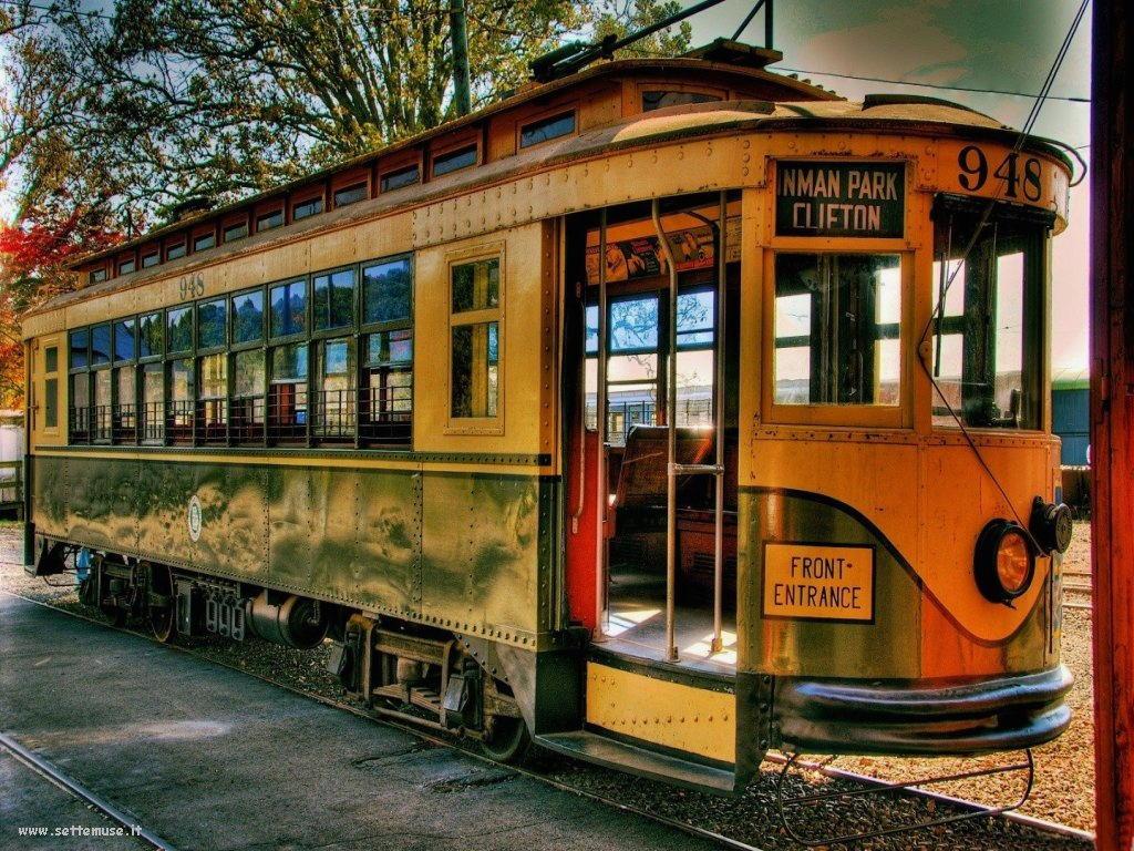 Sfondi desktop Tram e tramway 039