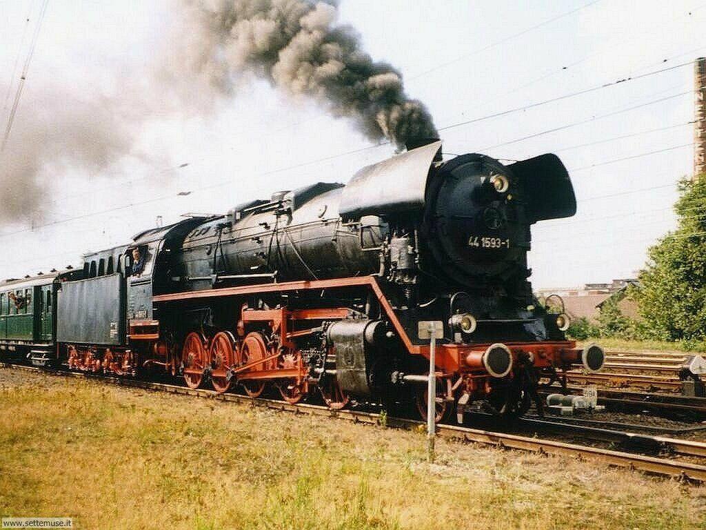 foto sfondi desktop Treni 006